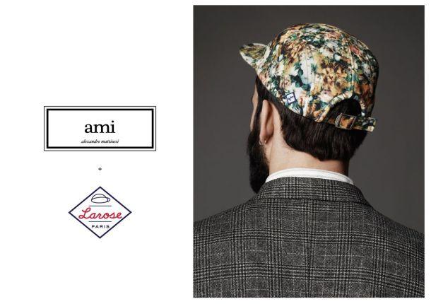 larose french hats, men's hats