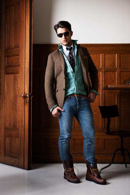 gant by michael bastian, nyfw 2013, menswear